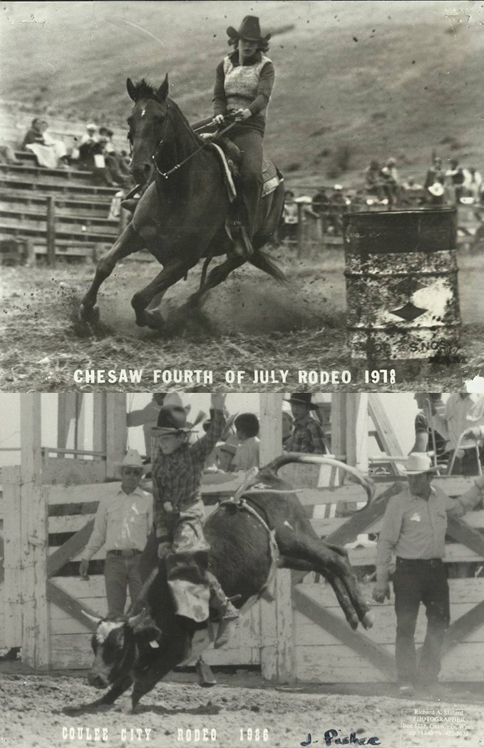 chesaw 4th of july rodeo and coulee city rodeo